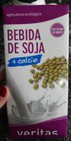Bebida de soja + calcio - Producto - es