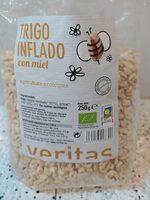Trigo inflado con miel - Produit - es