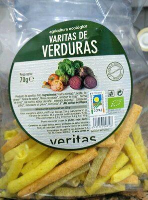 Varitas de verduras - Producto - es