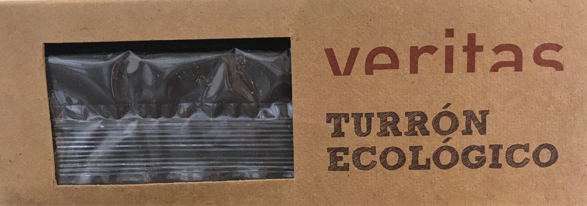 Turron ecologico - Producto