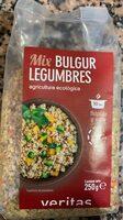 Mix Bulgur Legumbres - Producto