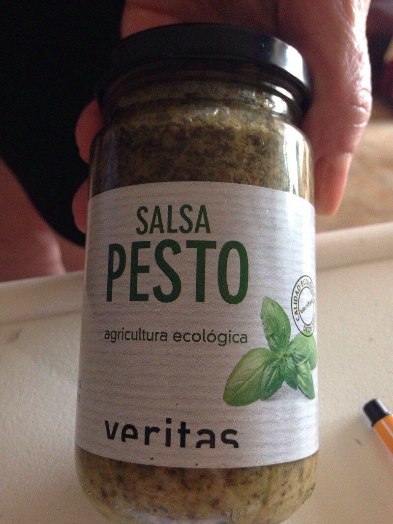 Salsa pesto - Product - es