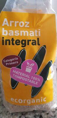 Arroz basmati integral - Producte