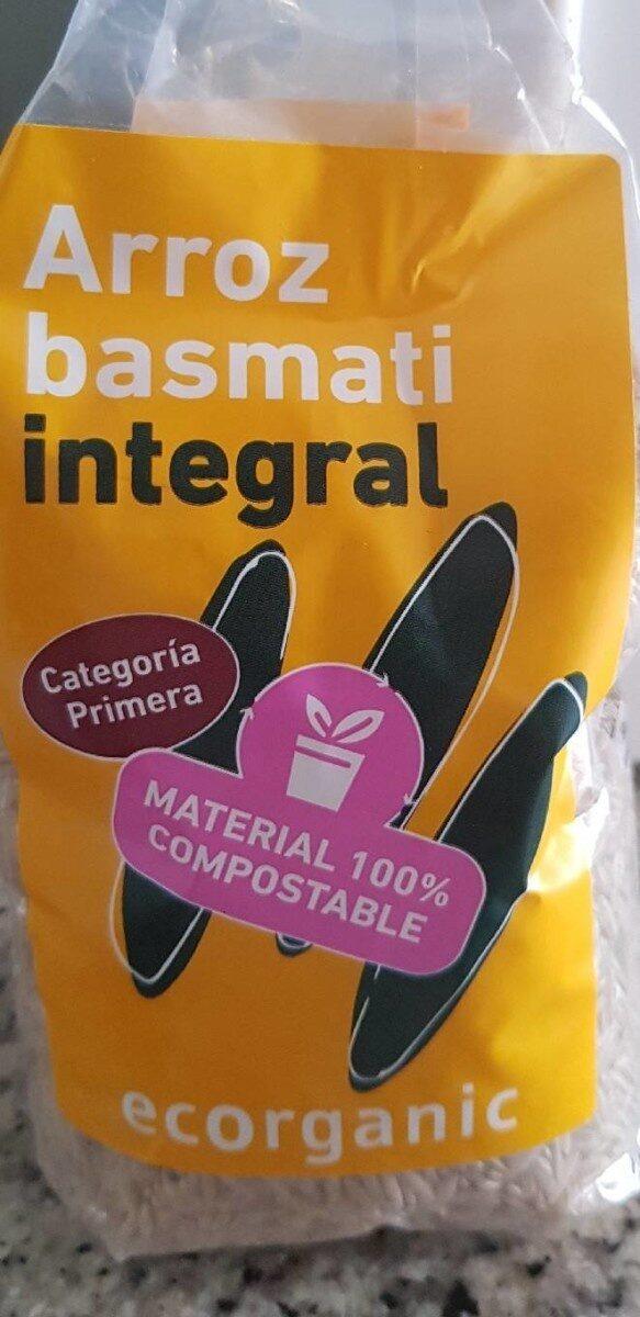 Arroz basmati integral - Producte - es