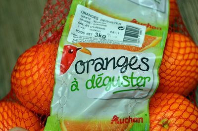 A déguster Orange Navelina Cat 1 - Produit - fr