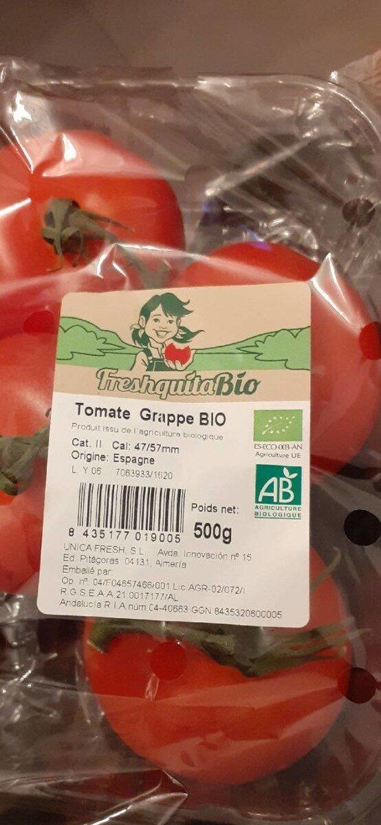 TOMATE Biologique : Tomate grappe cat... - Produit - fr