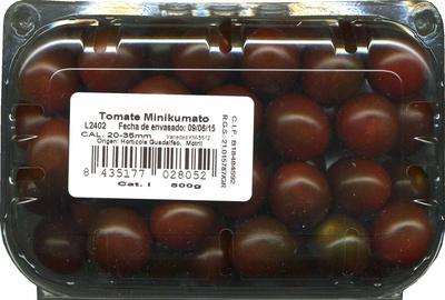 Tomates minikumato - Producto