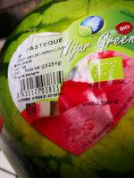 pastèque - Ingredients