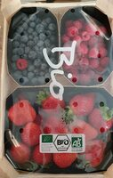 Mix fruits rouges - Product - fr