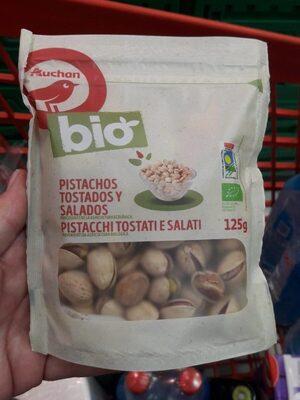Pistacho bio auchan - Produit - es