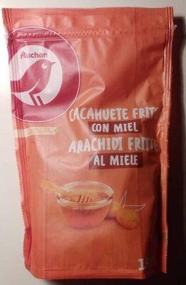 Cachuete frito con miel - Producto - es