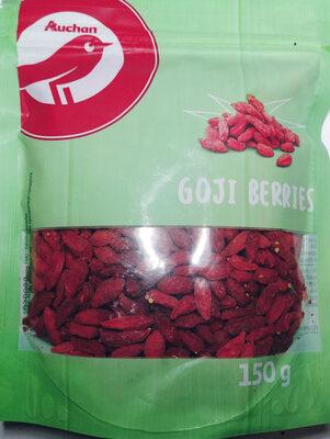 Jagody goji suszone - Produkt - pl