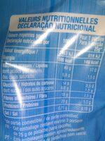 Pistache grillée et salée - Informations nutritionnelles - fr
