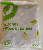 Pistaches grillées et salées - Product - fr