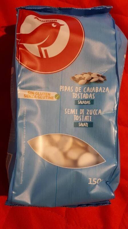 Pipas de calabaza tostadas - Producte - es