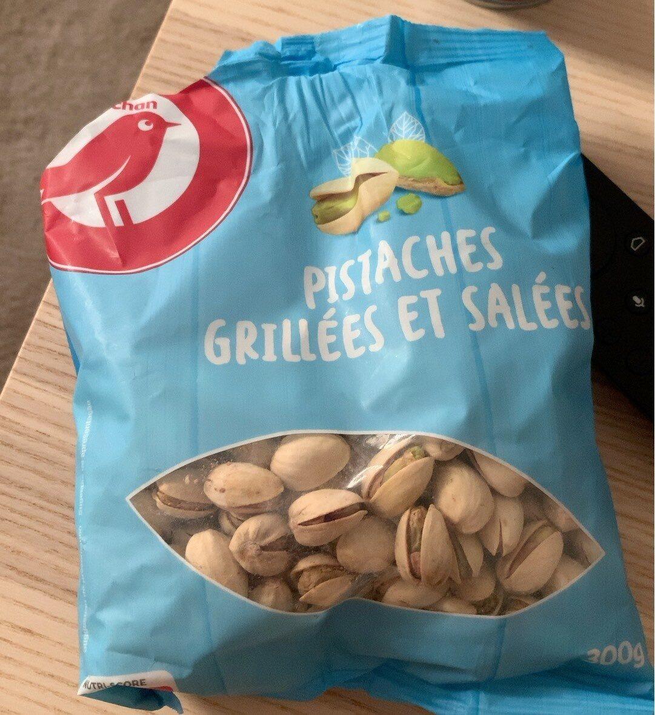 Pistaches grillées et salées - Produit - fr