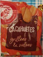 Cacahuètes Grillées et salées - Produit - fr