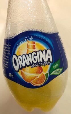 Orangina - Produit