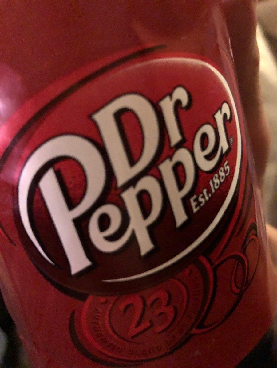 Soft Drink Dr.pepper, 1,5 l, Pet - Produit - en