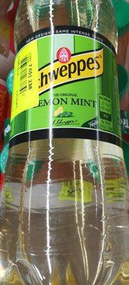 Schweppes lemon mint - Producto - fr