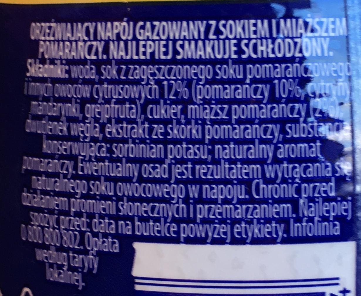 Original - Składniki - fr