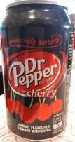 Dr Pepper Cherry - Produit - fr