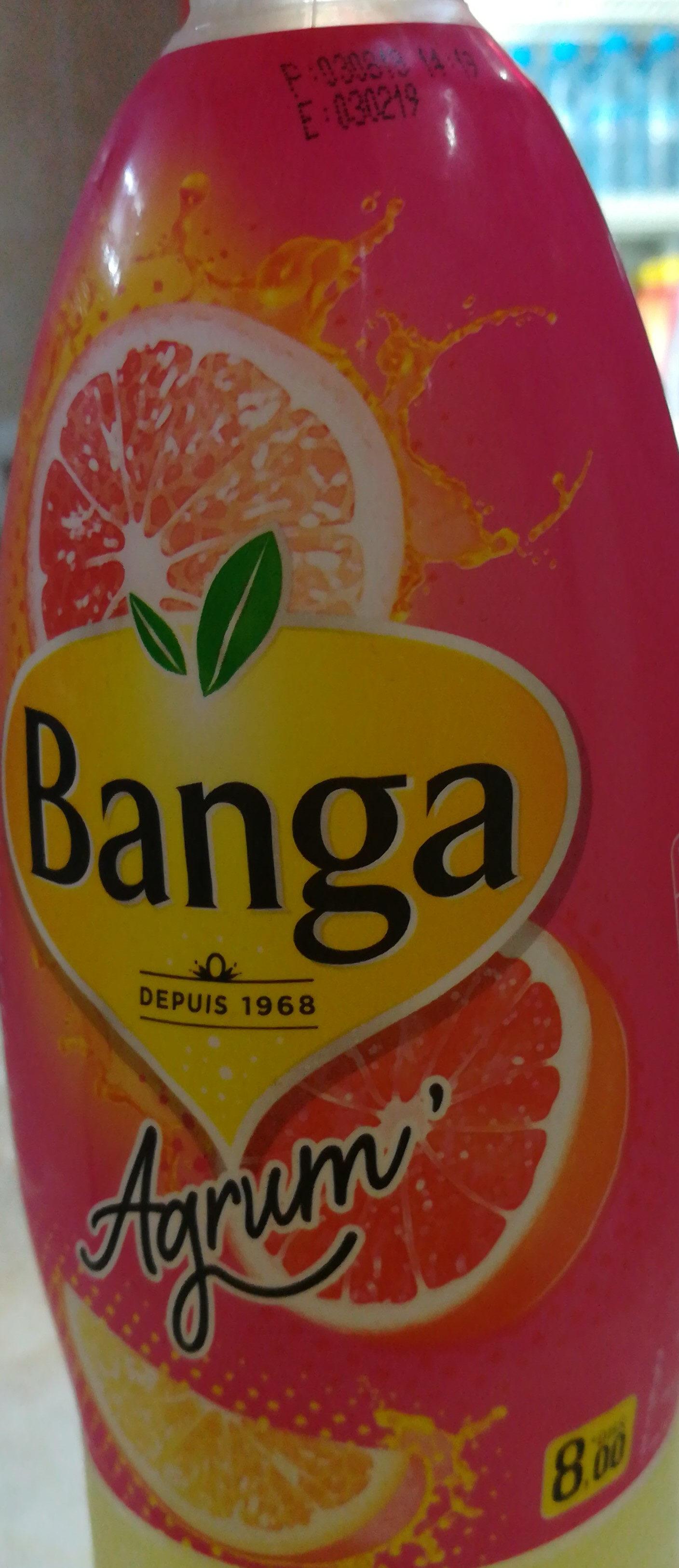 Banga Agrum - Produit
