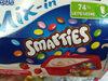 Mix-in Smarties con yogur de fresa - Produit