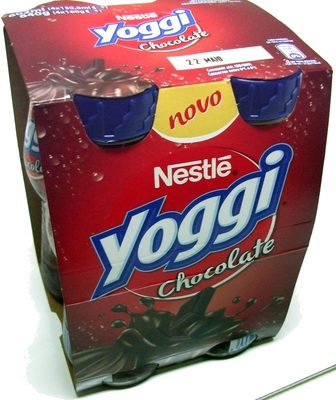Yoggi Chocolate - Product