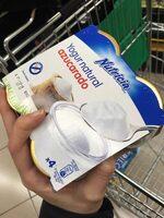 Yogur natural azucarado - Produit - es