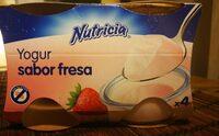 Yogur Nutricia - Producte