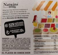 Barritas de Avena y Espelta - Ingredients - es
