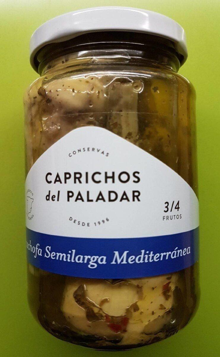 Alcachofa semilarga mediterránea - Producto