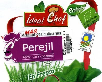 Maceta de perejil - Ingredientes