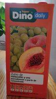 Zumo de melocotón y uva - Producto - es