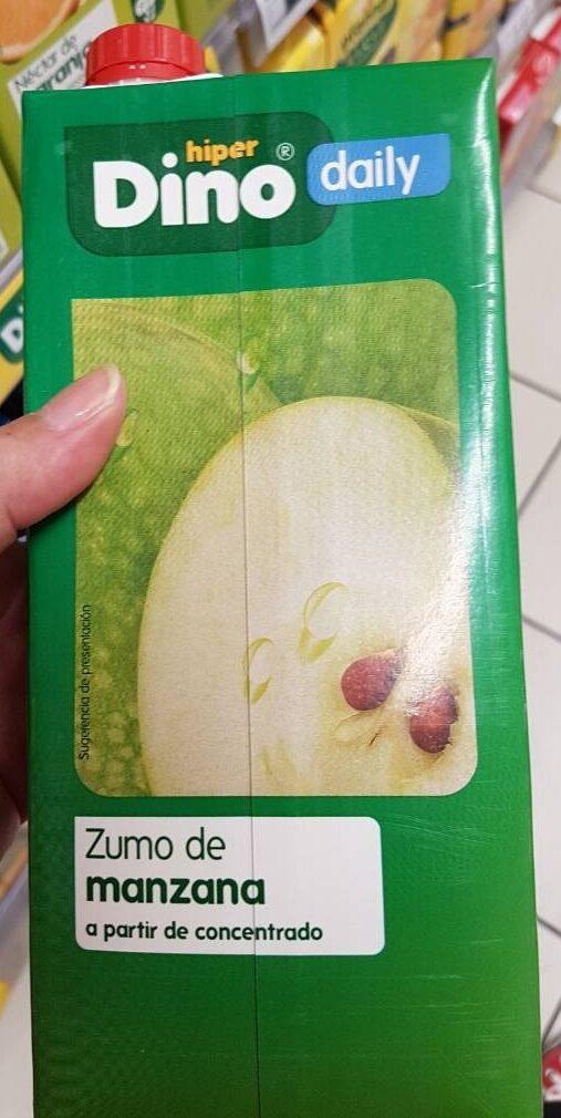 Zumo de manzana daily - Producte