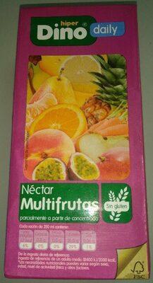 Néctar multifrutas