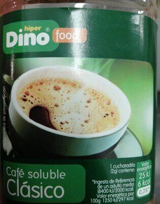 Cafe soluble clásico