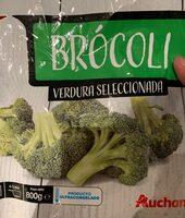 Brocoli ultracongelado - Producto