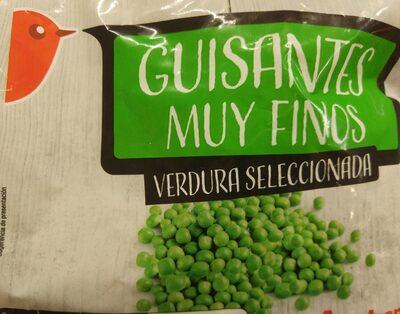 Guisantes muy finos Auchan