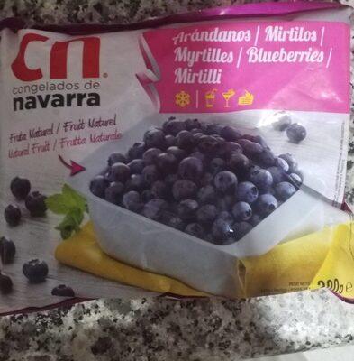 Arandanos/Mirtilos/Myrtilles/Blueberries/Mirtilli