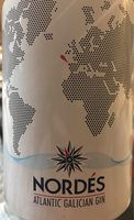Nordes Atlantic Galician Gin - Product - fr