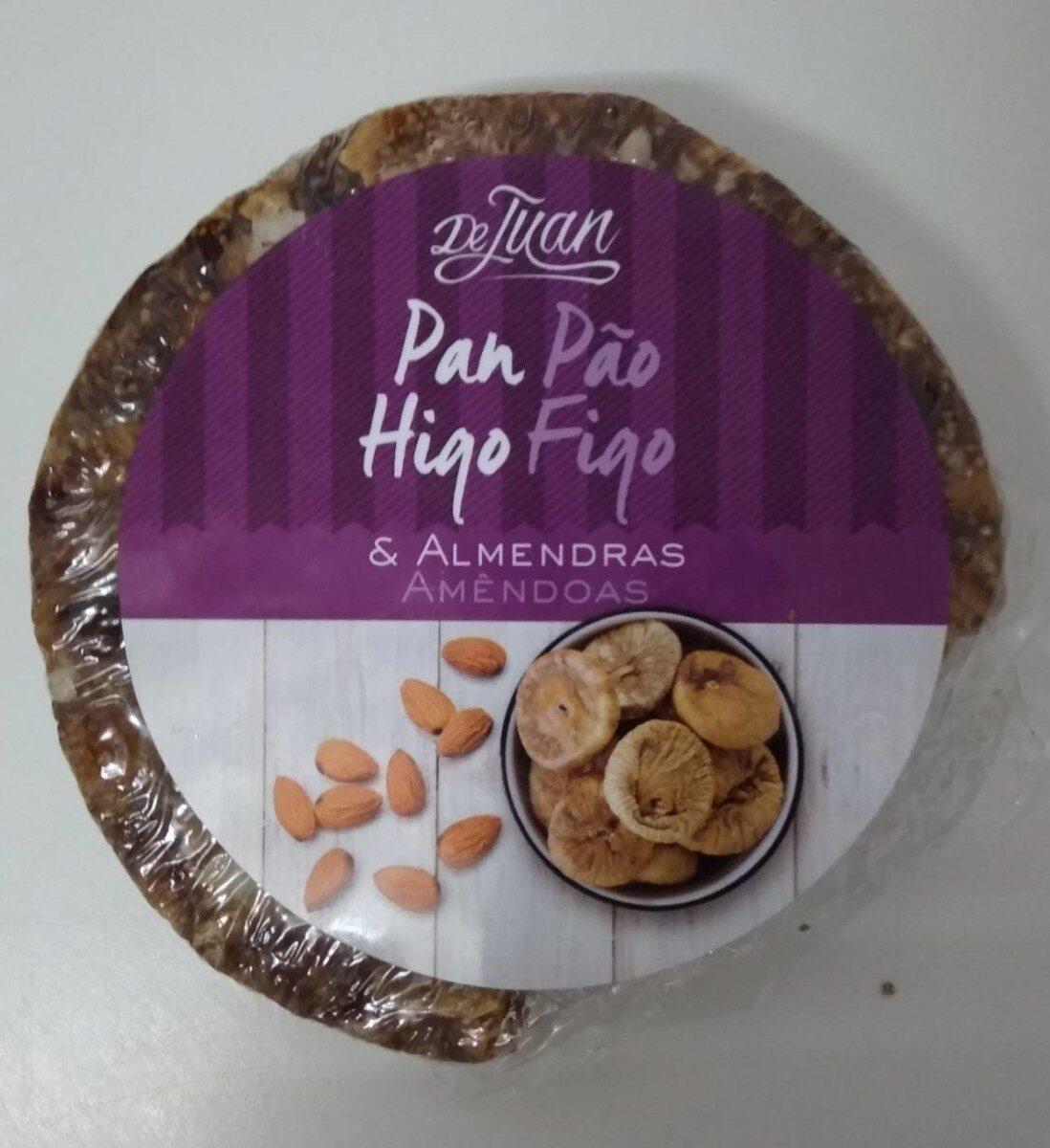 Pan de Higo y Almendras - Producto - es