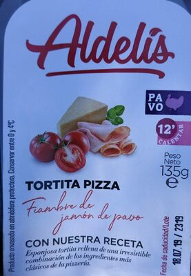 Tortita Pizza - Producto