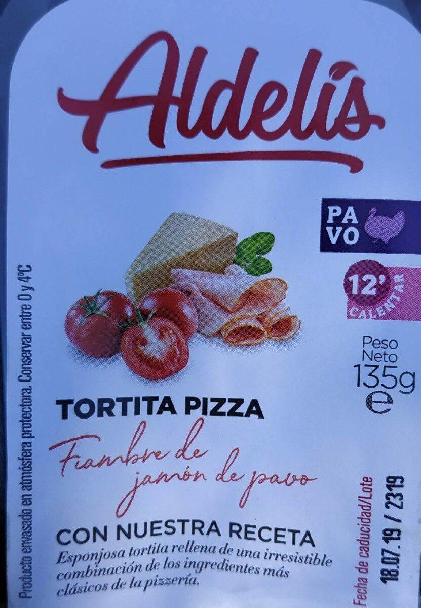 Tortita Pizza - Producto - es
