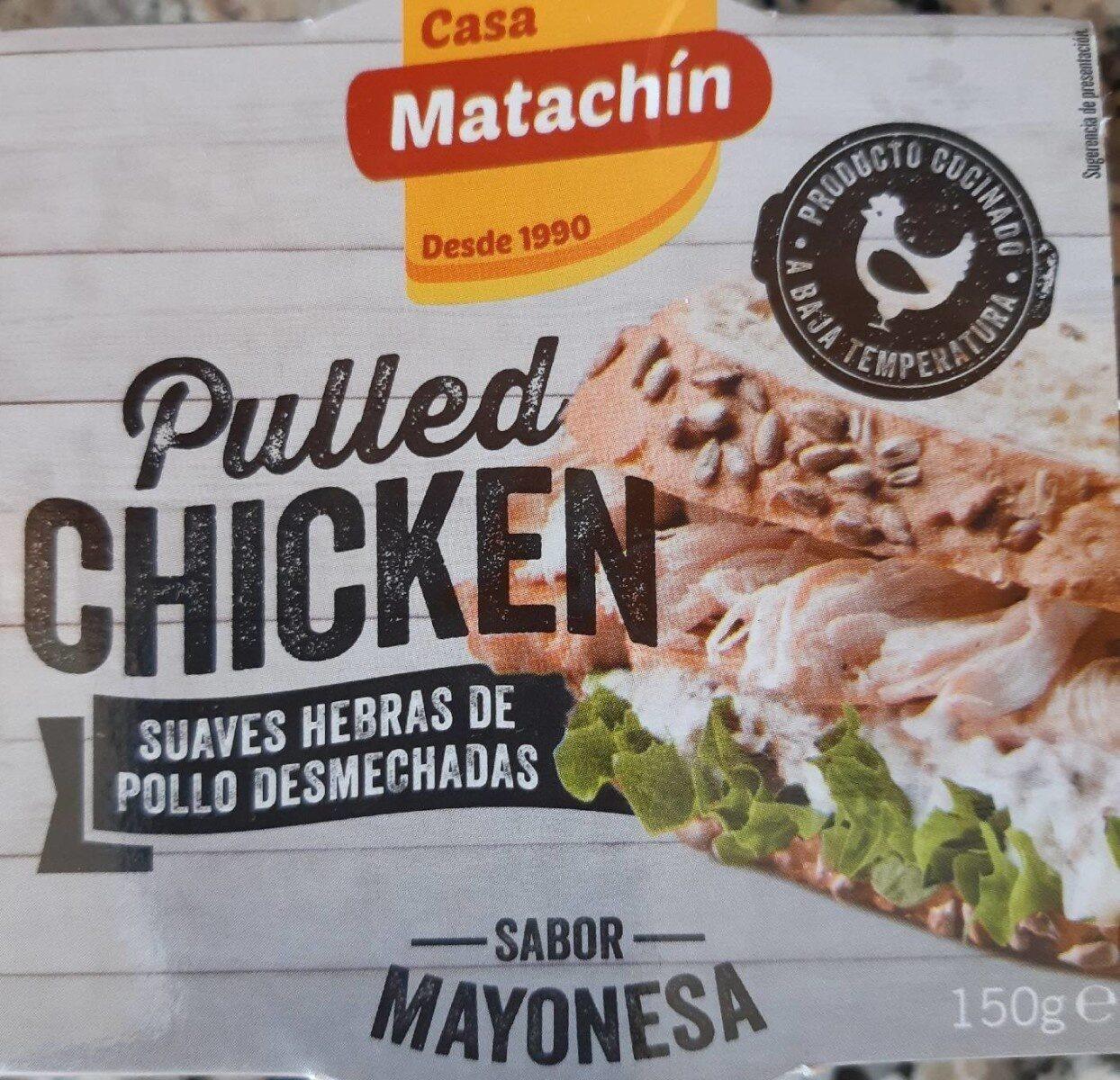 Pilles chicken- suaves hebras de pollo desmechadas - Product