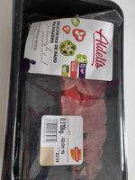 Brochetas de pavo marinadas - Producto - es