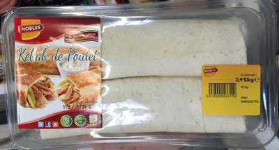Kebab de Poulet - Produit - fr