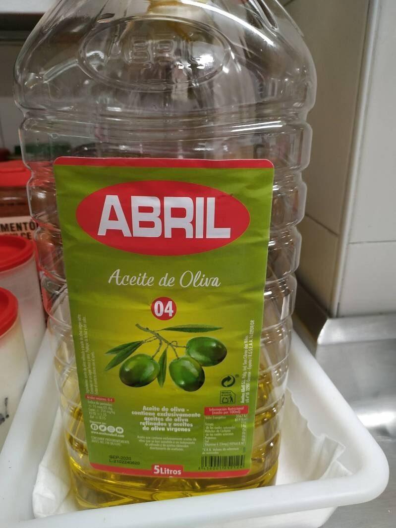 Aceite de oliva suave 0,4º - Product - es