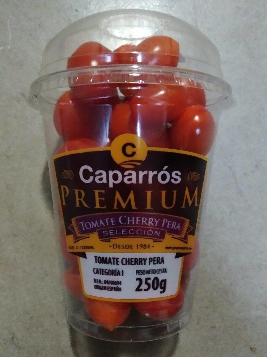 Tomate cherry pera - Produit - en